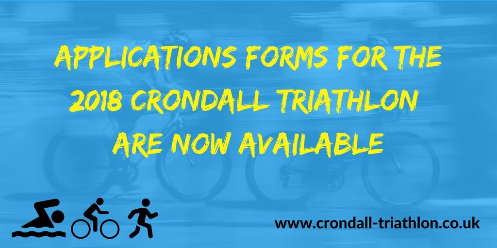 Crondall Triathlon