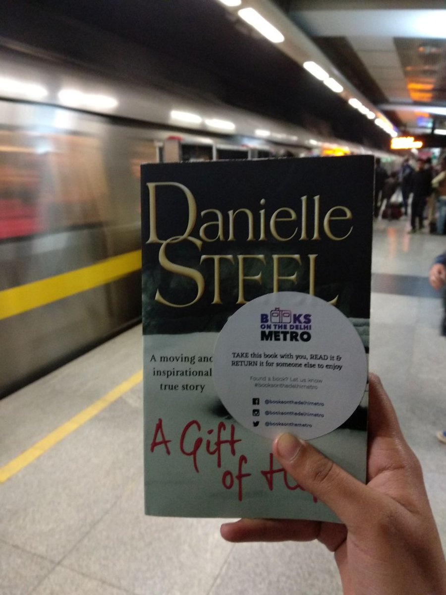 Books on delhi metro on twitter a gift of hope for 2018 with books on delhi metro on twitter a gift of hope for 2018 with multitude of 1 new york times bestseller books in her bibliography the journey for ccuart Image collections