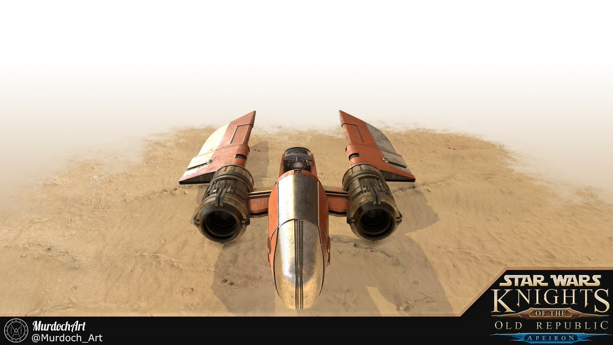 Star Wars: Knights of the Old Republic: Новости Star Wars KotOR: Apeiron