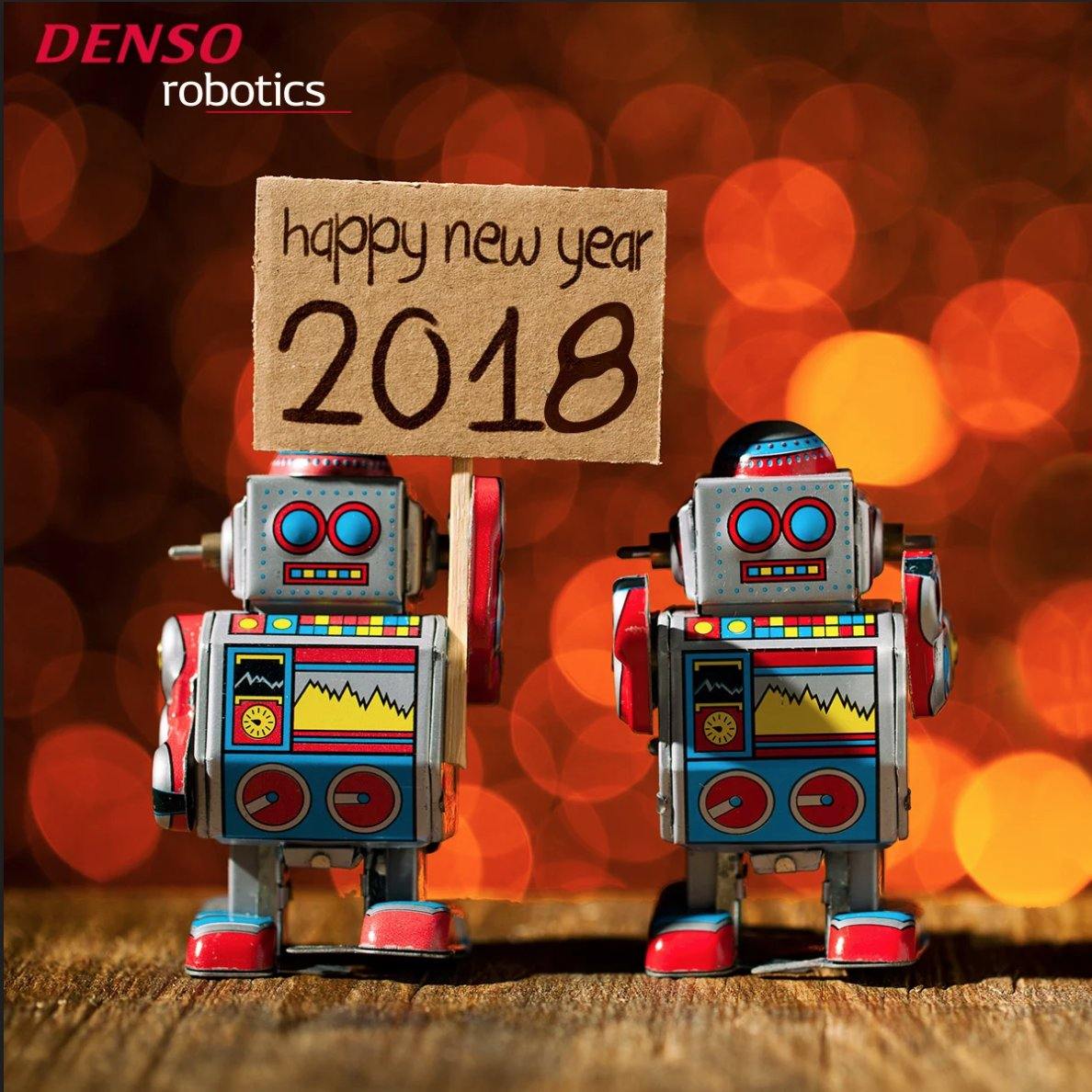 Denso Robotics On Twitter What A Year We Ve Been Celebrating Our
