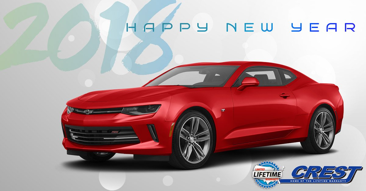 Fantasies Become Reality In A #Chevrolet. With The Help Of The Passionate  Team At Crest Chevrolet, Together, We Could Make 2018 Feel Like A Dream  Worth ...