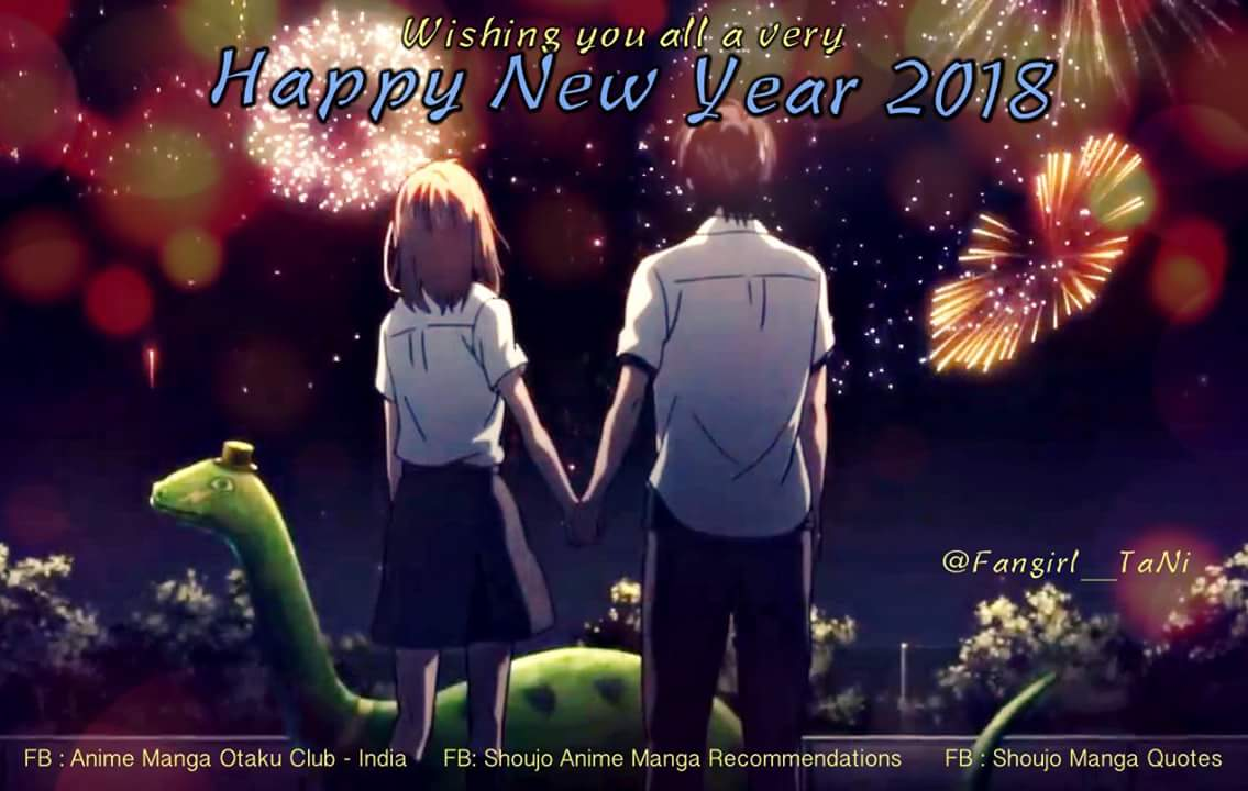 animequotememe editors tweet may this new year be a joyful ride for you and your family happy new year