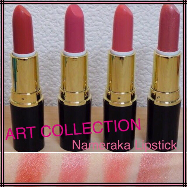 test ツイッターメディア - ART COLLECTION Nameraka Lipstick 💄 💋👄