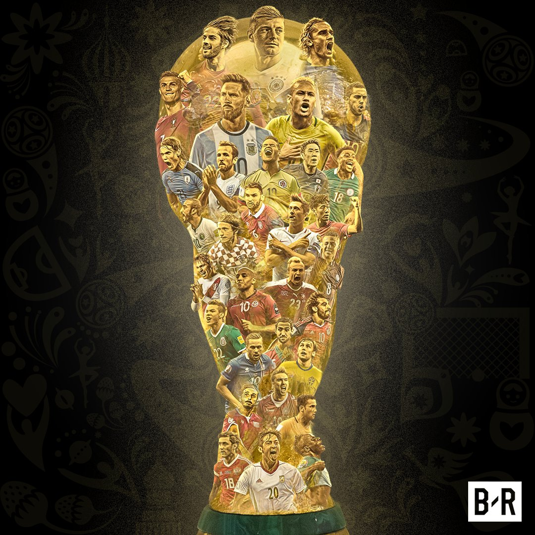 It's a World Cup year 😍