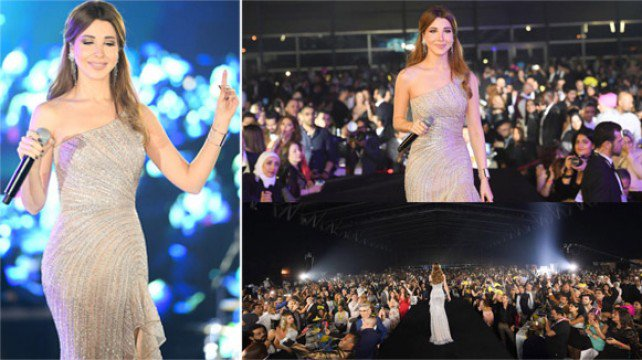 0fe5e02c8096f  NancyAjram  kallagha بالصور   نانسي عجرم أحيت أنجح حفلات رأس السنة في دبي  https   t.co VRiMITmIoM