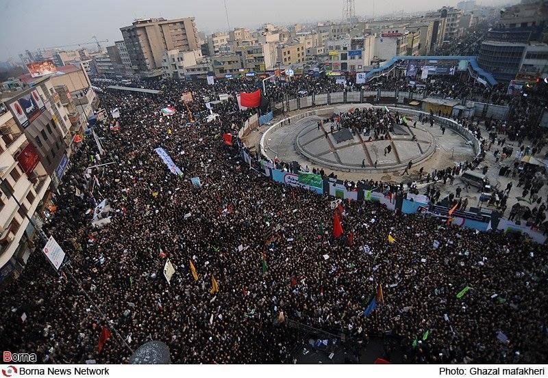 Протести в Ірані: кількість загиблих зросла до 12, - ВВС - Цензор.НЕТ 6266