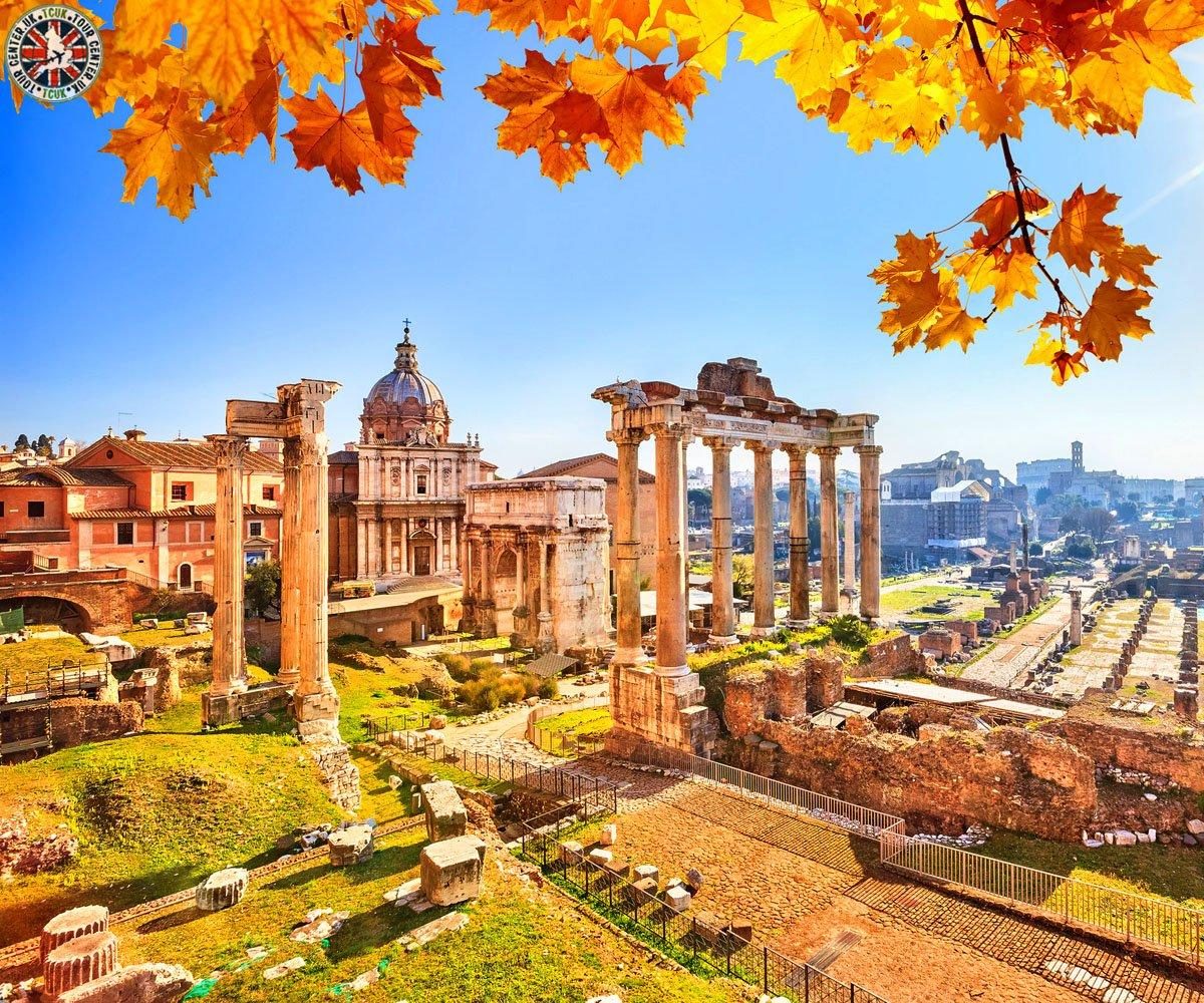 RT @Tour_Center: Roman Forum in Rome, Italy  #europe #italy #romanforum #tourdestination #tourism #holiday #tours #tourpackages #holidaypackages #citybreaks #shortbreaks #tourdeals #tourcenter #touragentsinuk   Contact us: 0203 515 0802  WhatsApp: … <br>http://pic.twitter.com/m8NVl3Ef5a