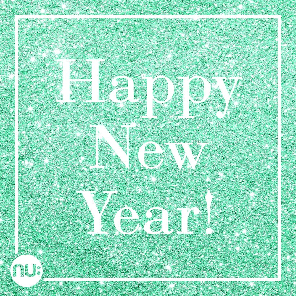 Happy New Year from Nu: Notebooks! https...