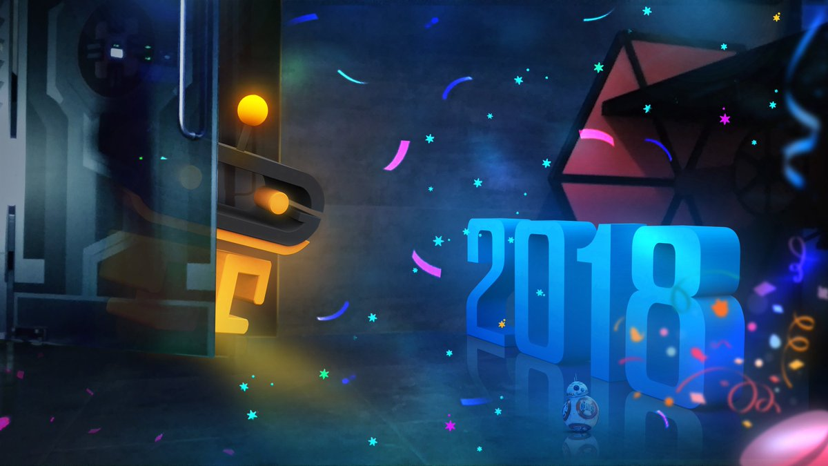 Wish you all very happy new year #roboti...