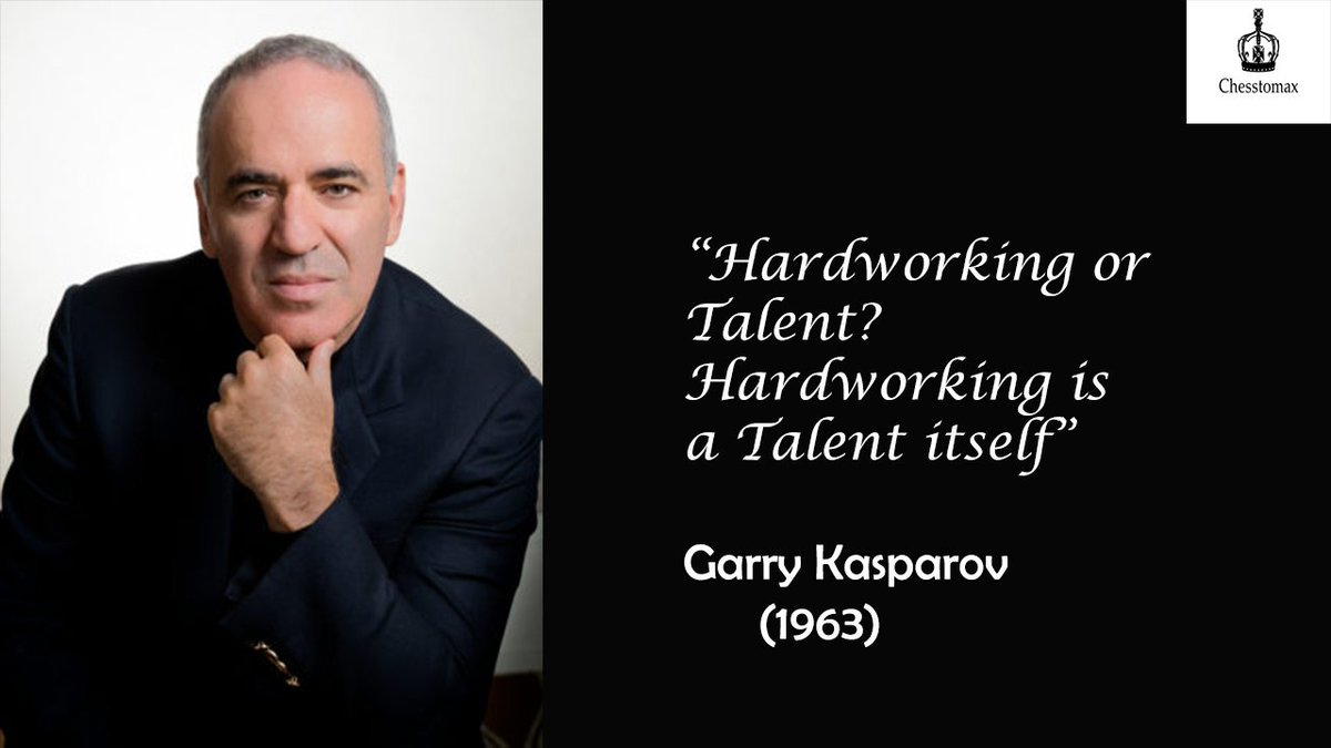 Quote of the week #1. What a beautiful quote by Legend of Chess Garry Kasparov. Hope all you guys have beautiful year #chess #chessquote #chessislife #chesstomax #chessislove #garrykasparov