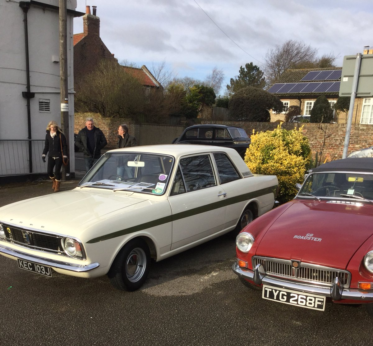 Sir Greg Knight MP On Twitter First Classic Car Meet Of The Year - Car meets near me today