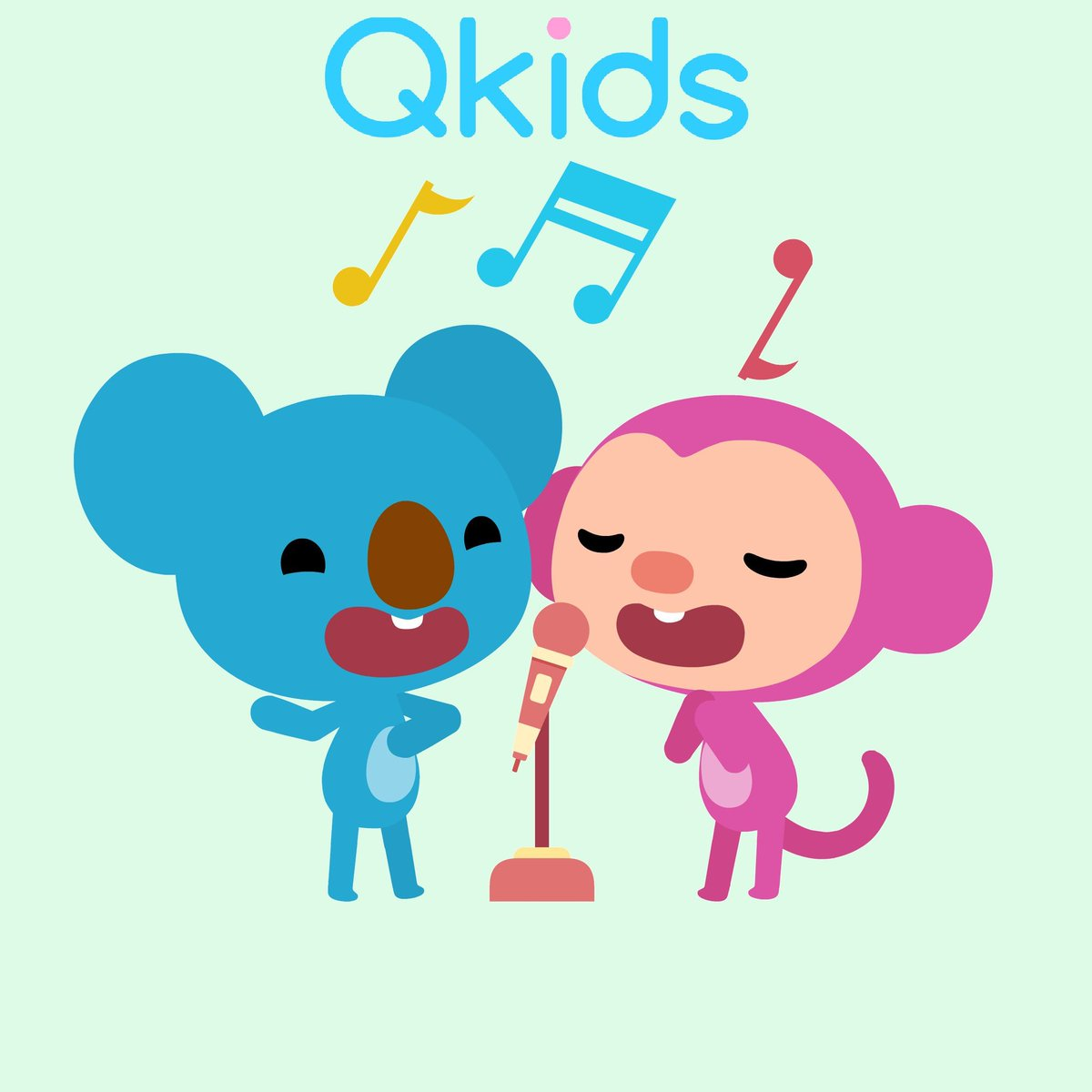 "Qkids English ar Twitter: ""Qkids wish y'all an amazing new"