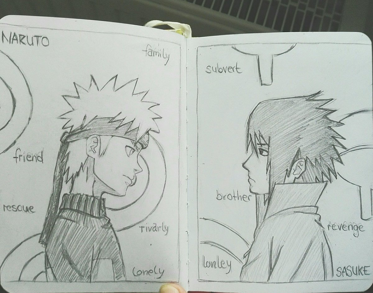 Jy Cc Comms Open On Twitter Naruto Drawings In My New Book Sasunaru