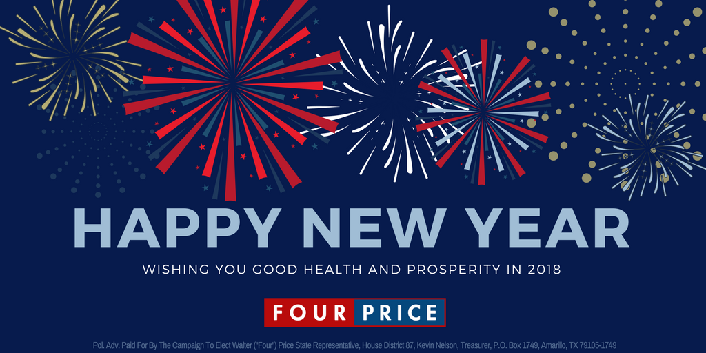Four Price On Twitter Happy New Year Wishing You Good Health And