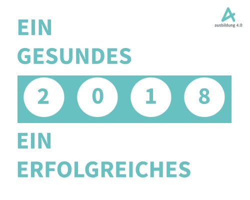 Ausbildung 40 On Twitter Auf Gehts Ins Neue Jahr Alles Gute