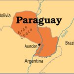 Republic of Paraguay, Central South America