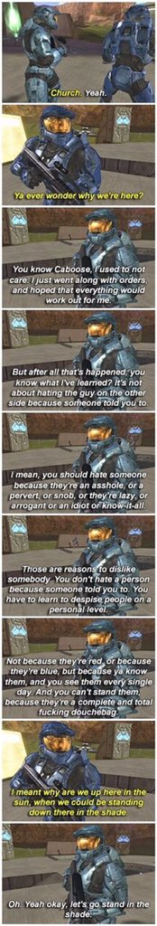 Red vs  Blue Quotes (@RvBQuote) | Twitter