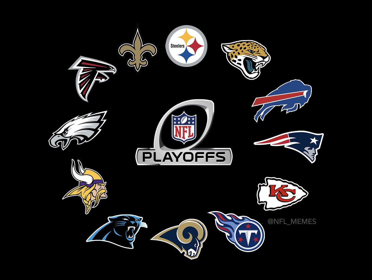 RETWEET if your team is in the playoffs!