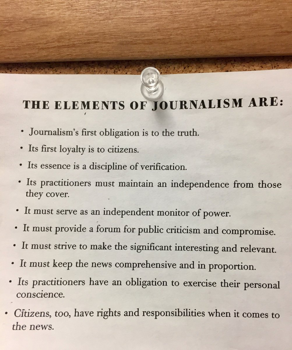 ... speak the #truth, with their book: The Elements of Journalism: What Newspeople  Should Know and the Public Should Expectpic.twitter.com/R4AnV2nMvf