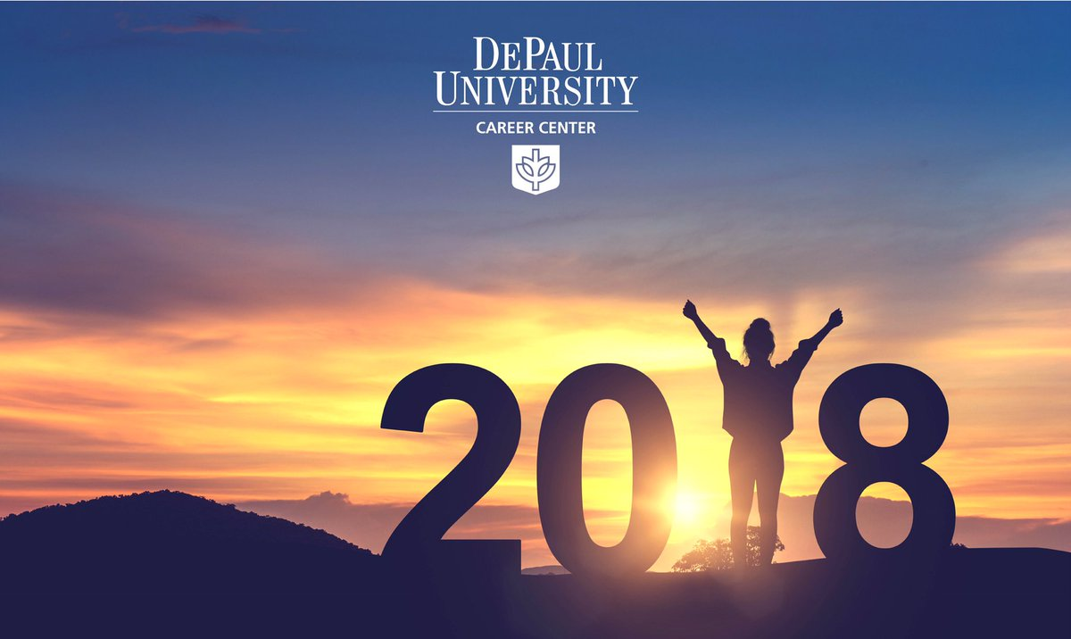 depaul career center on twitter happy new year we wish you all the best in 2018 happynewyear2018