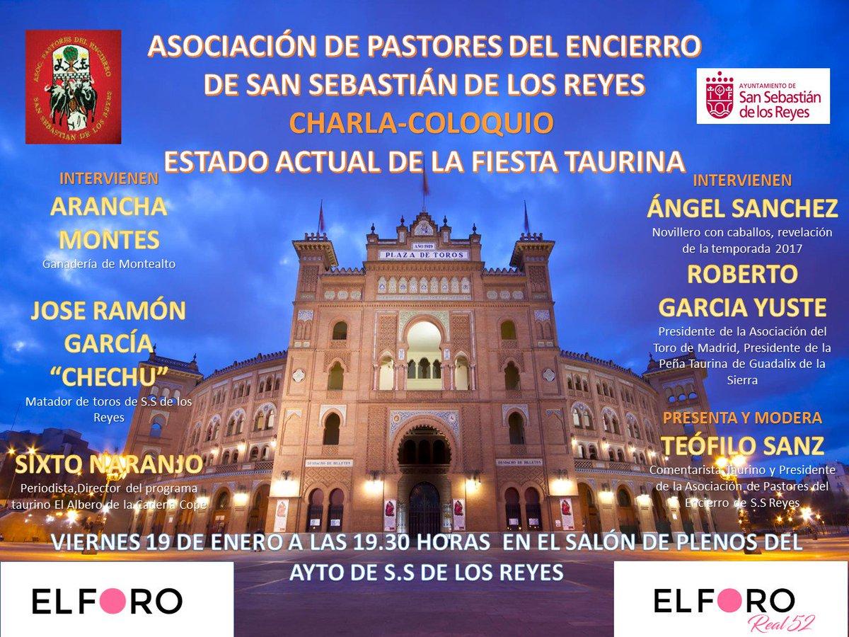 La Afición Taurina De San Sebastián De Los Reyes Citada A Un