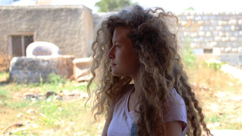 Israel charges Palestinian teen activist Ahed Tamimi with 12 counts https://t.co/0UeTwT4pNe