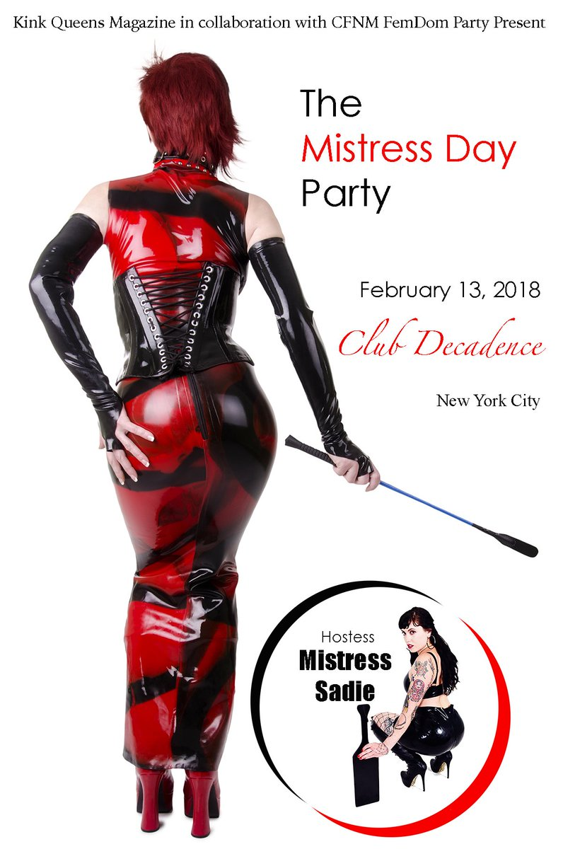 Femdom and new york and cfnm