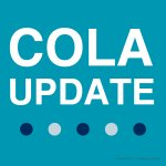 Today, the 2.0% #COLA increase goes into effect! Learn more here: https://t.co/wRgBy5aypU