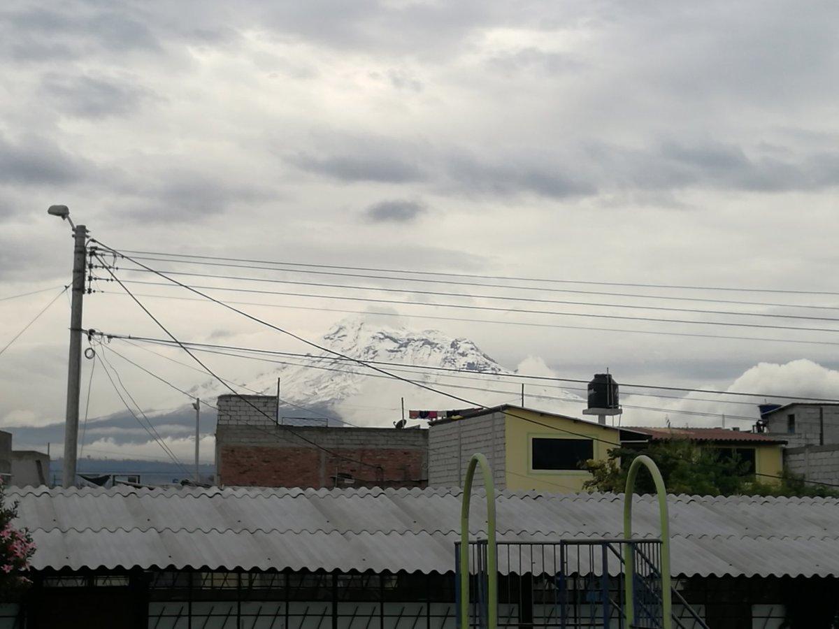 #chimborazo #ecuador 📷: Pamela Calderon