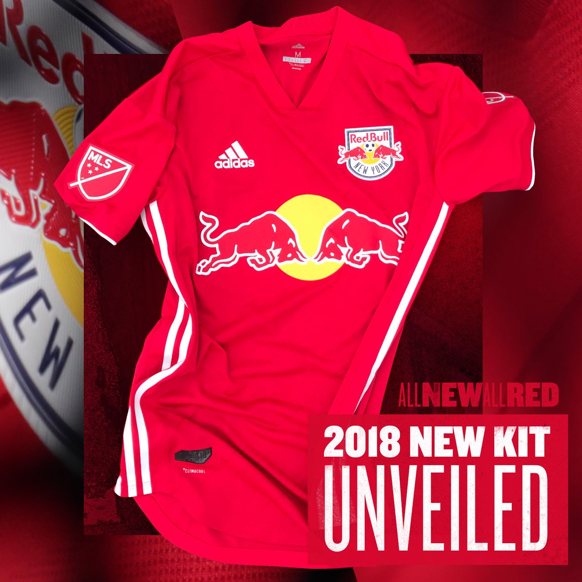 on sale 5afd8 becb5 New York Red Bulls on Twitter: