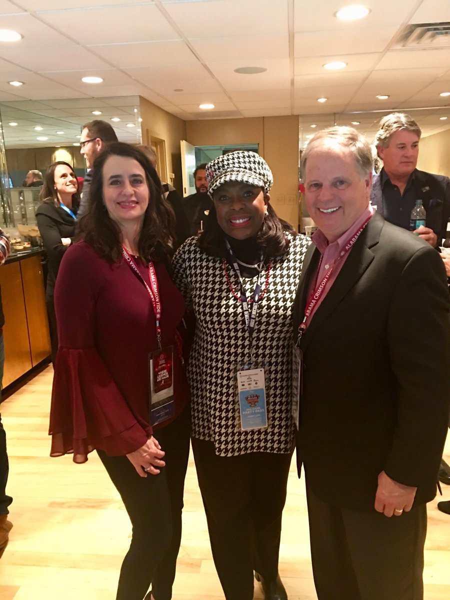 In good company at the Sugar Bowl with A...