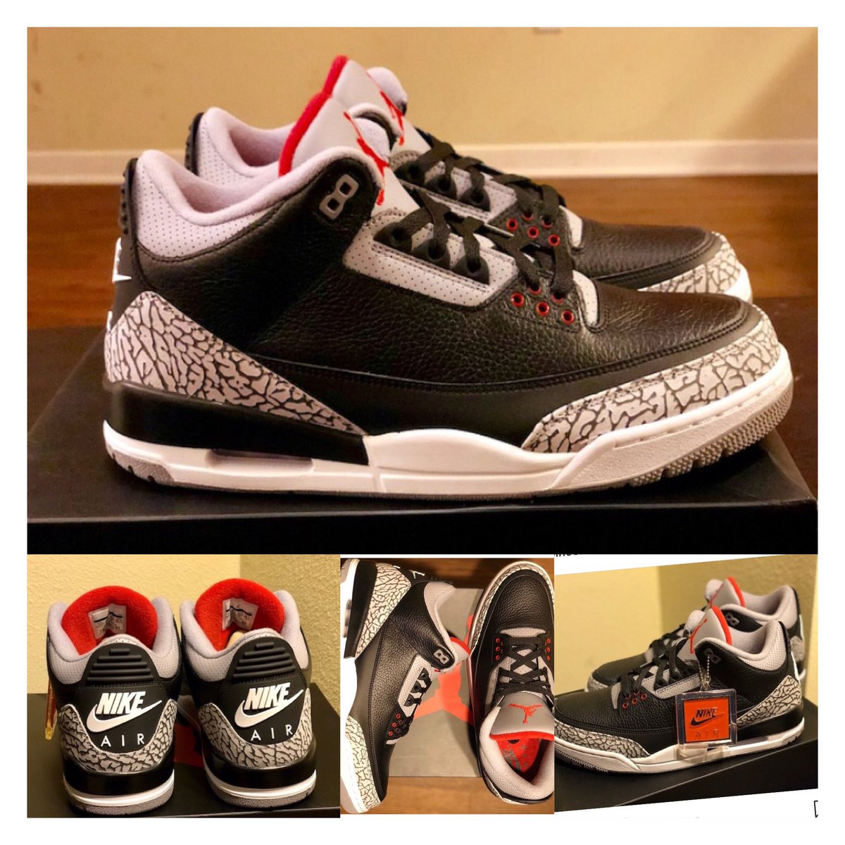 3a430a3554cfc6 get 2 17 18 celebrating air jordan 3s 30th anniversary jordan brand will  retro the og
