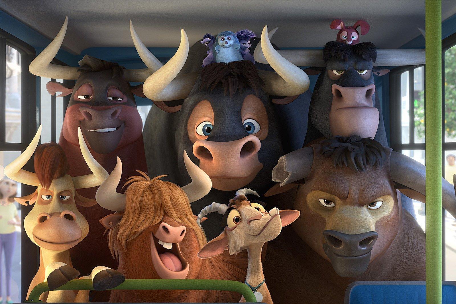 фотографии быков мульт она впервые появилась