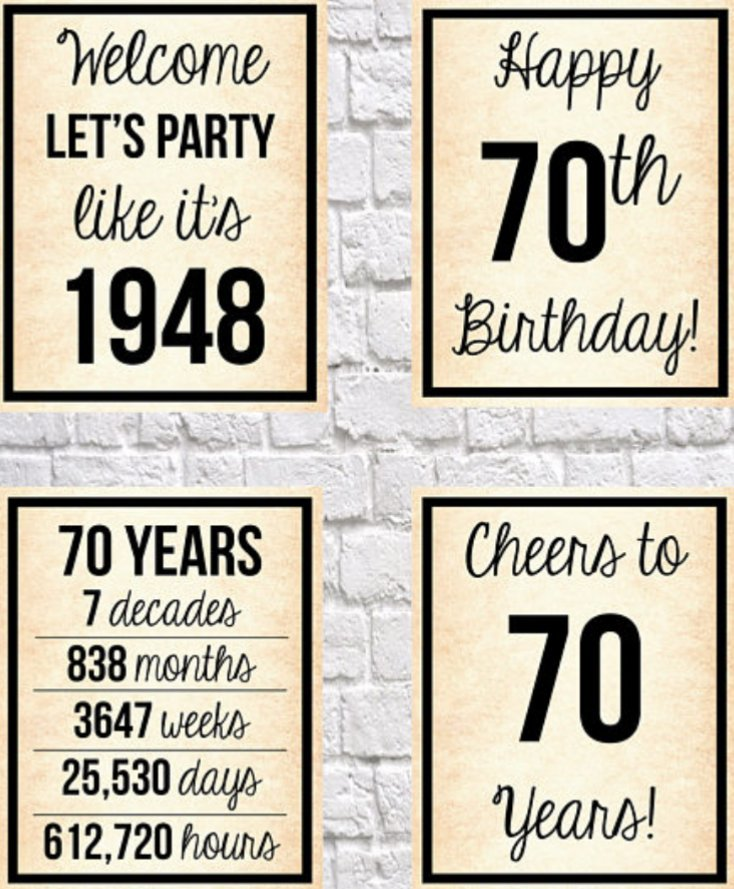 "Celebrating 70th Birthday Quotes: Ed Osborne On Twitter: ""1948"
