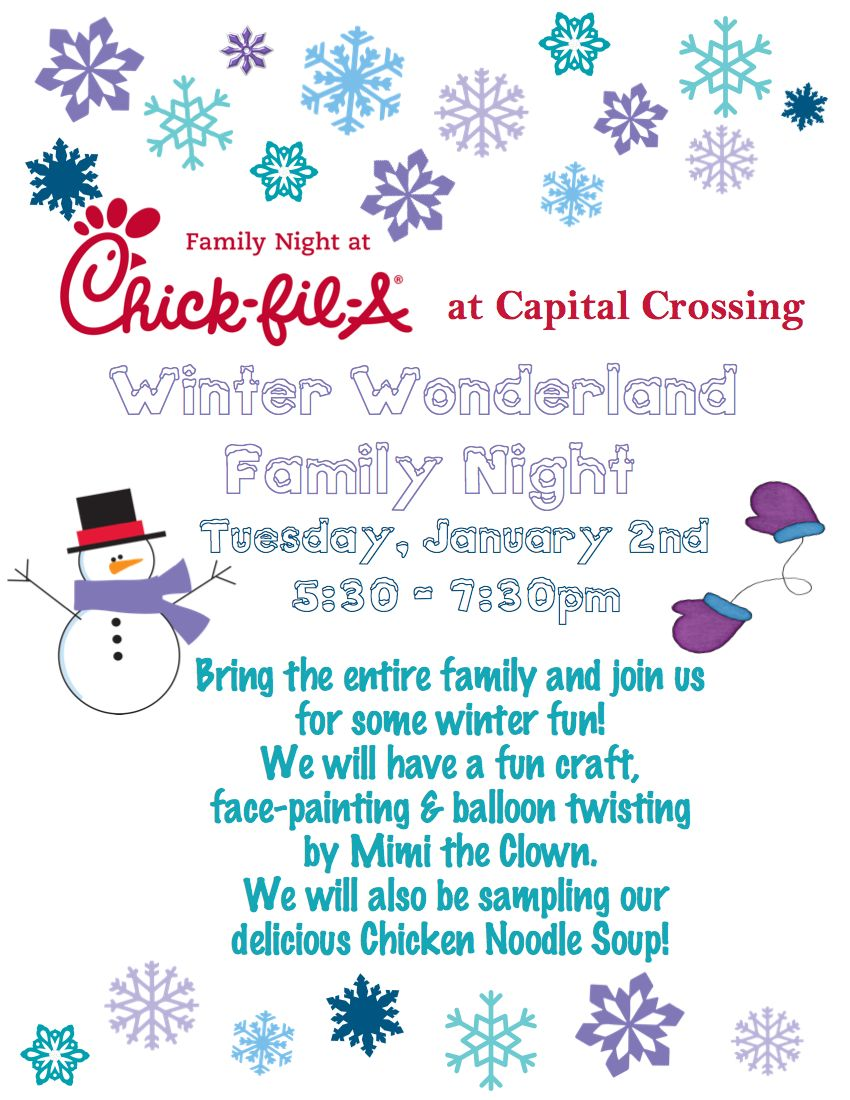 Chick-fil-A Raleigh on Twitter: \