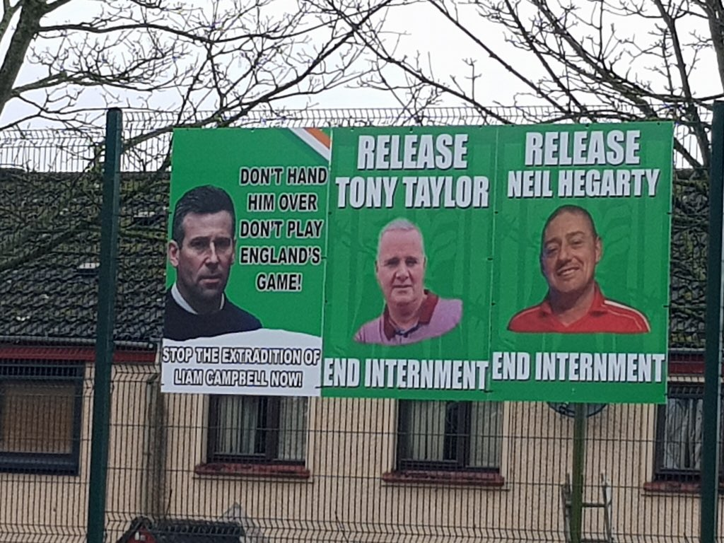 Image result for Gabriel Mackle and Neil Hegarty interned images
