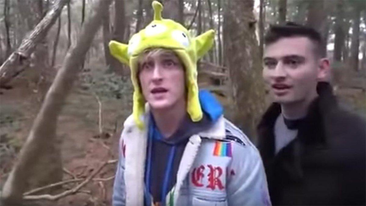 Le YouTubeur Logan Paul 'désolé' d'avoir filmé un cadavre dans la 'forêt des suicides' https://t.co/H7UNQw8f1j
