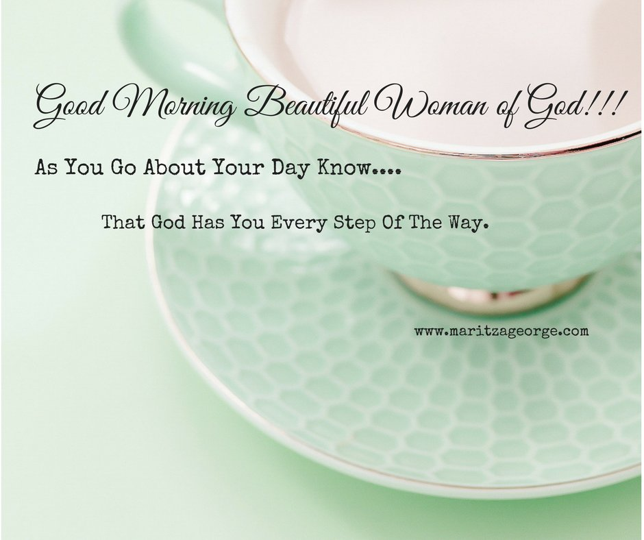 How to be a beautiful woman of god