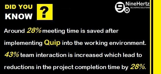 salesforce quip integration facts