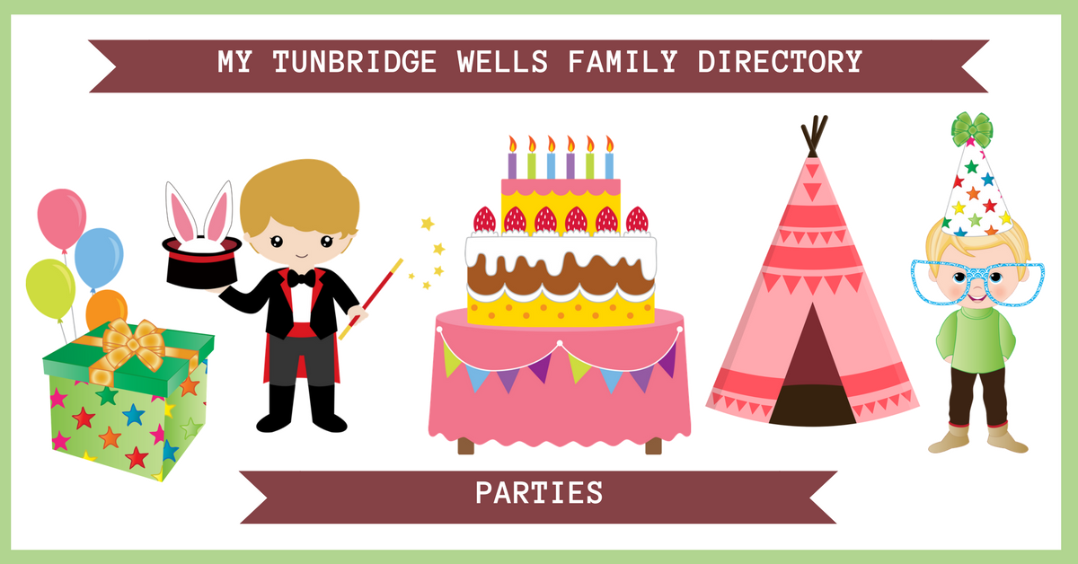 My Tunbridge Wells MyTWells Twitter - Children's birthday parties tunbridge wells