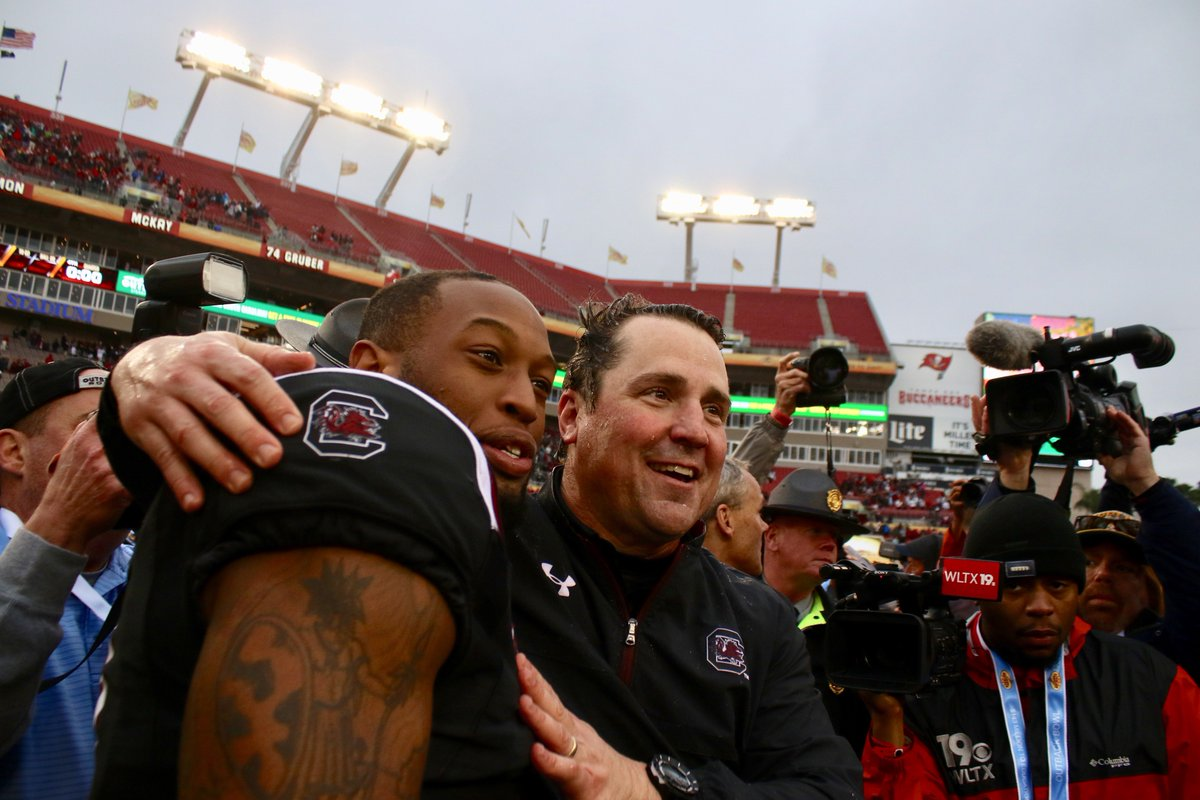 An Outback Bowl victory is just as sweet...