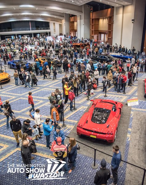 Washington Auto Show On Twitter Its That Time Of Year Again - Washington car show