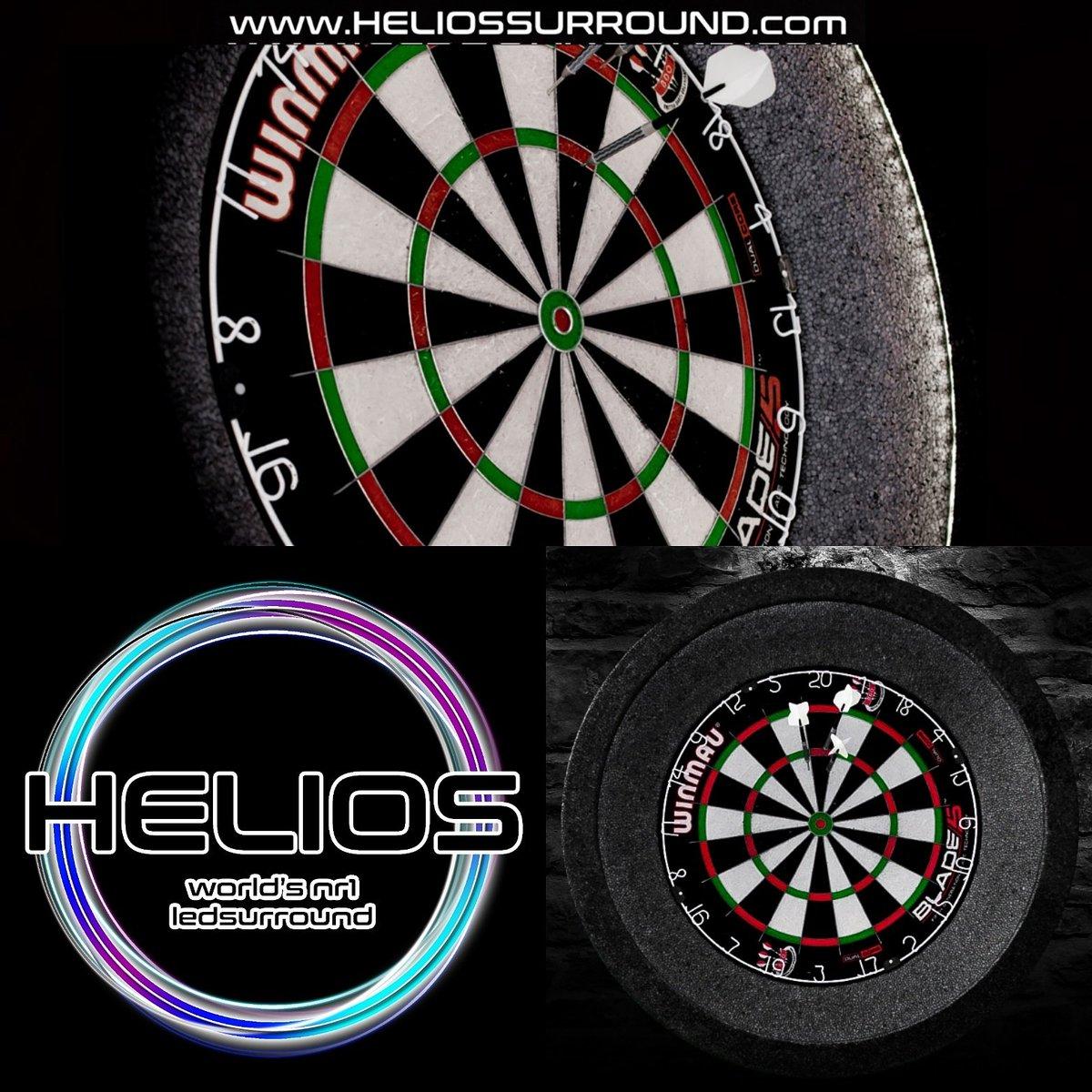 Sponsor van de maand: Prima Darts lanceert Helios Surround - Roemer ...
