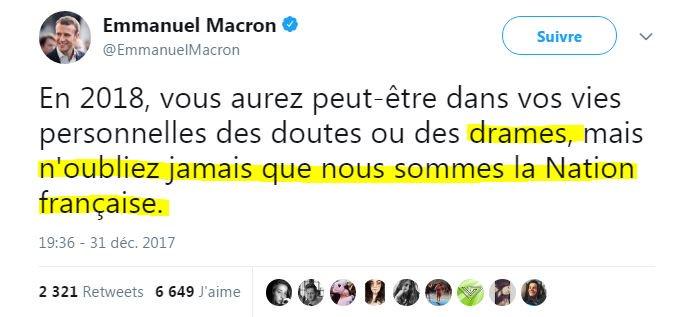 L'action du président Macron - Page 5 DSizx_xXcAAVz4c
