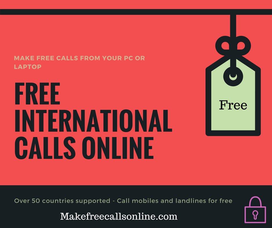 Free phone calls (@freeonlinecalls) | Twitter
