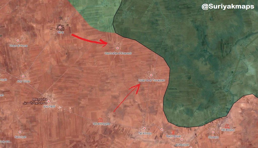 Suriyak on Twitter Idlib After the liberation of Tall al
