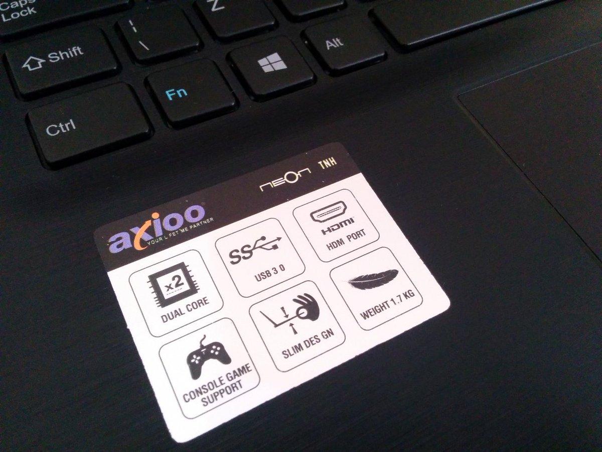 Jualbeli Laptopbekas On Twitter Laptop Axioo Tnh Intel Dual Core Hardisk 500gb 821 Am 2 Jan 2018