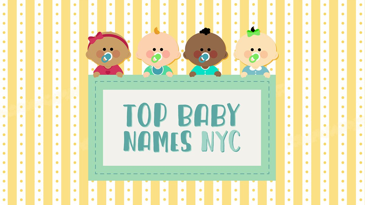 This is the first year #Liam takes the top spot on our annual #NYCBabyNames list for boys: https://t.co/mq3yB3Mes0