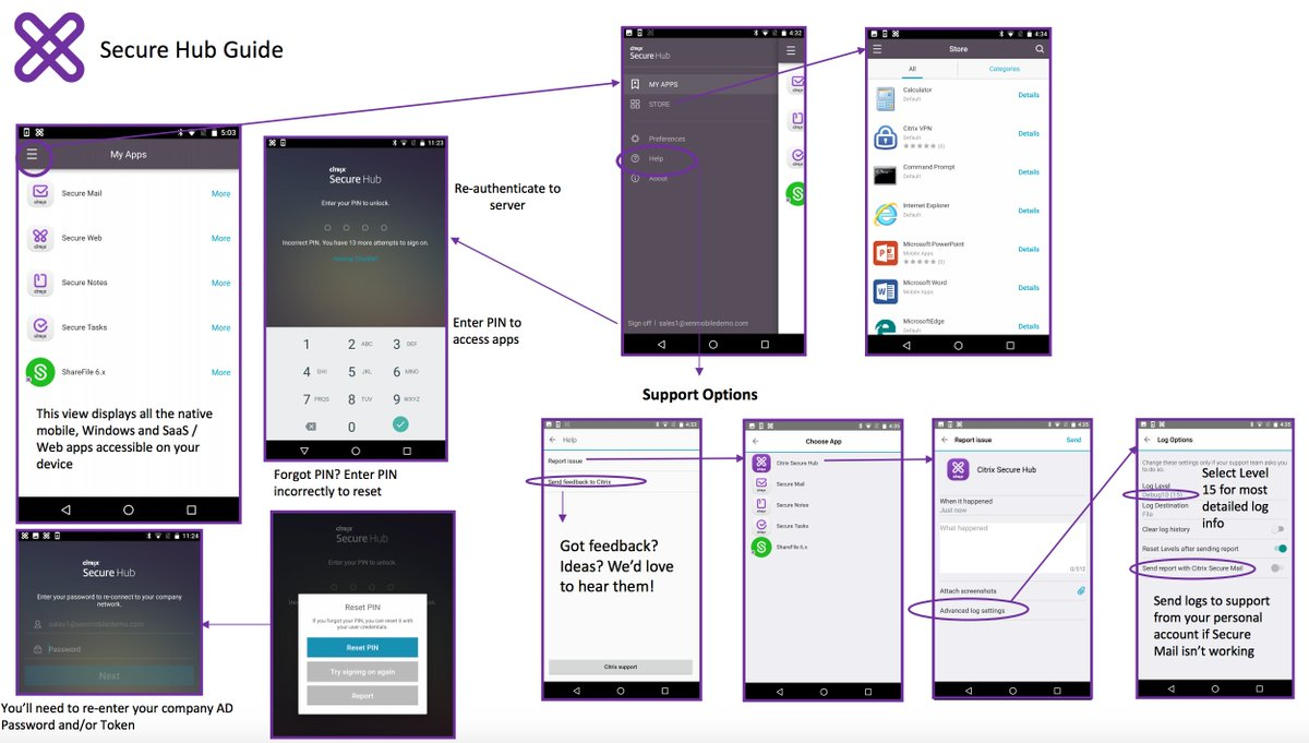 Citrix XenMobile on Twitter: