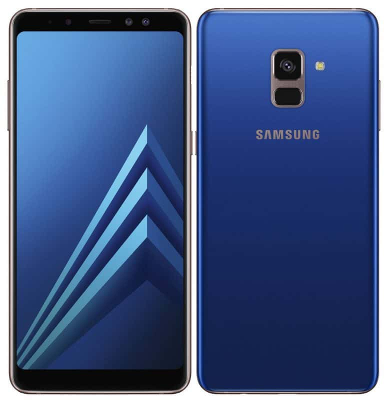 Galaxy A8 (2018) Is Now Available For Pre-Order In Korea...